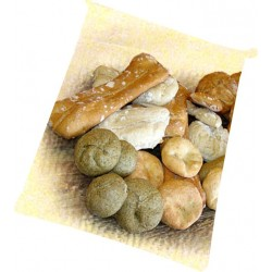 Bolsa para el pan personalizada