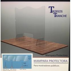 MAMPARA DE PROTECCIÓN