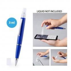 Boligrafo con carga de gel
